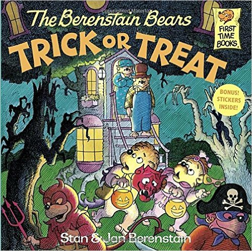 18. The Berenstain Bears Trick or Treat by Stan Berenstain