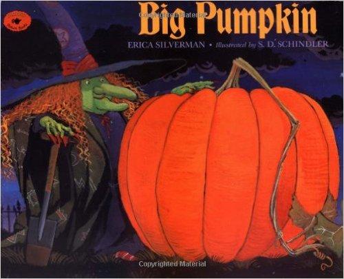 24. Big Pumpkin by Erica Silverman