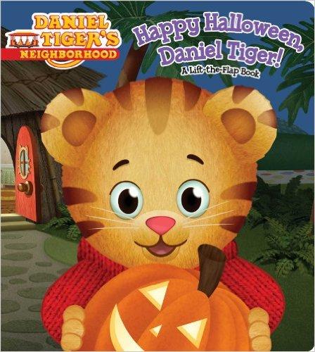 27. Happy Halloween, Daniel Tiger! by Angela C. Santomero
