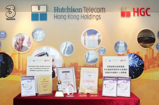 商業電話, 商業寬頻, 家居寬頻, 流動電話, IDD