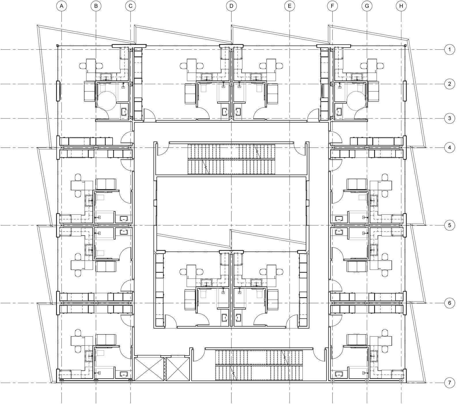 Typical Floor Plan B
