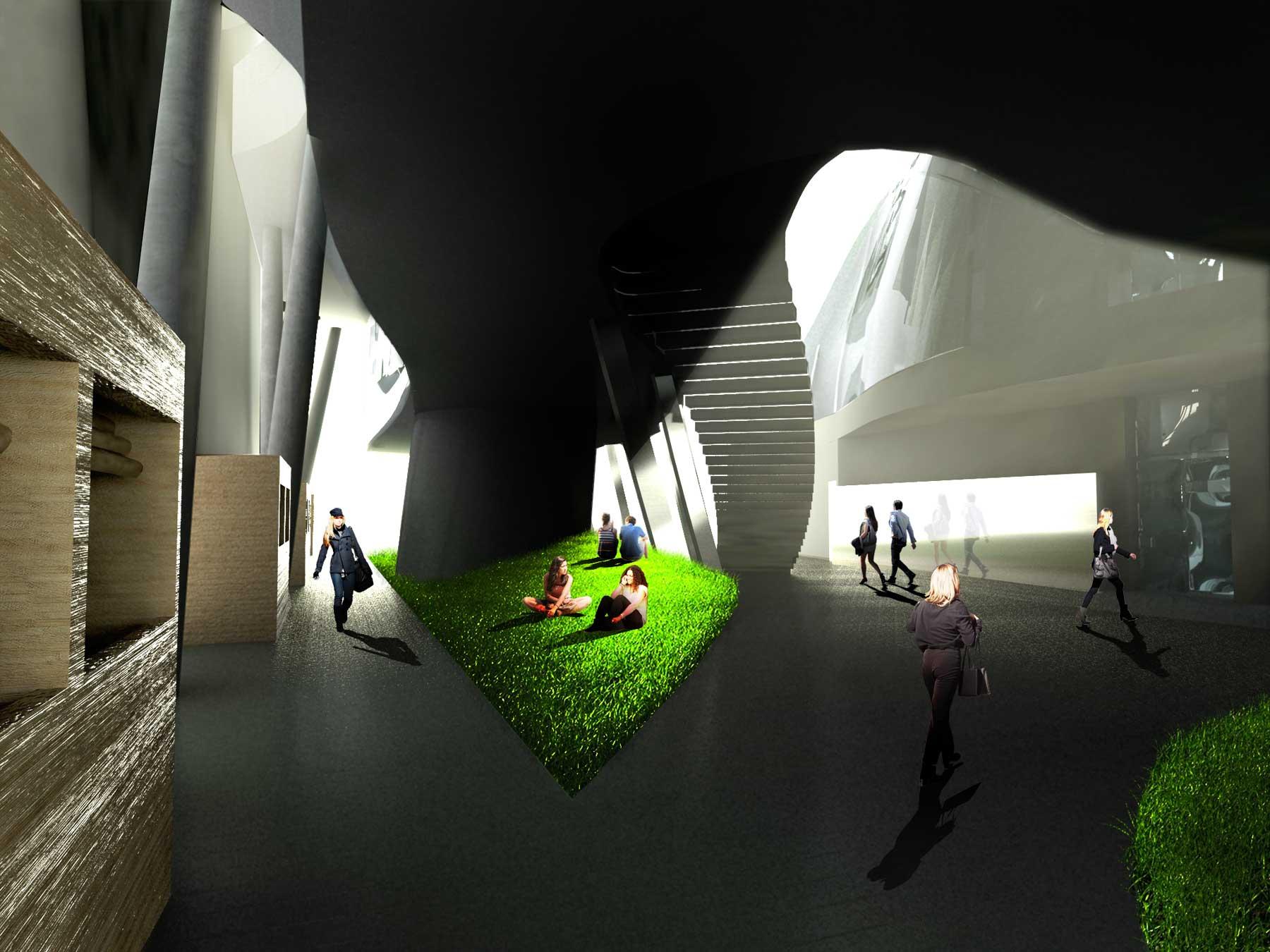 Smart Park Ground Floor