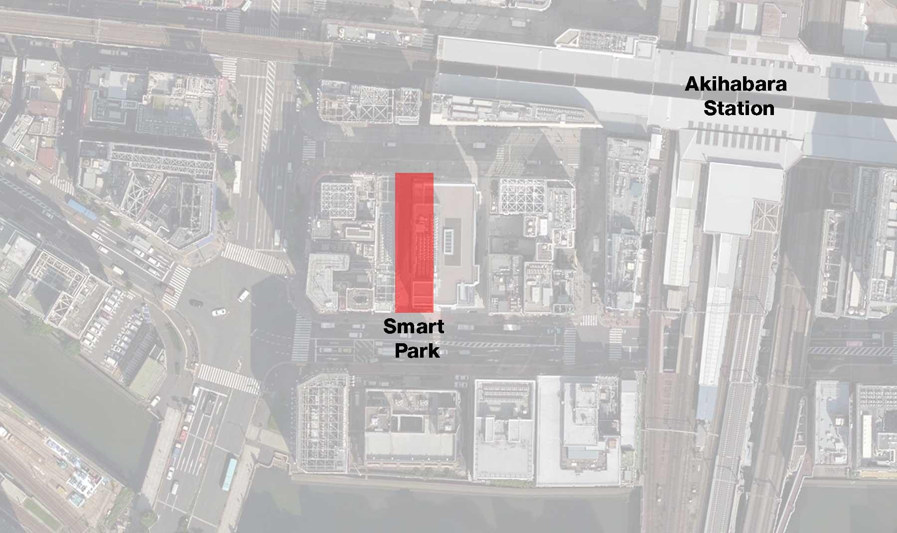 Smart Park Site