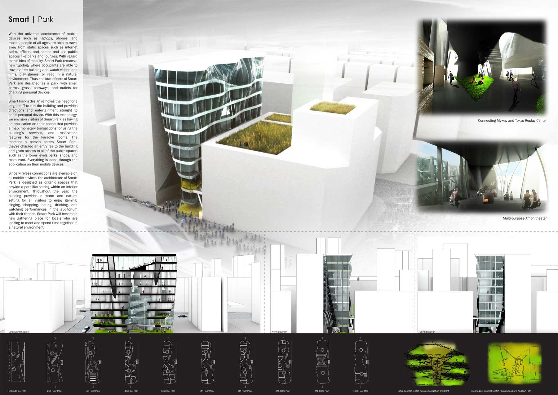 Smart Park Design Board