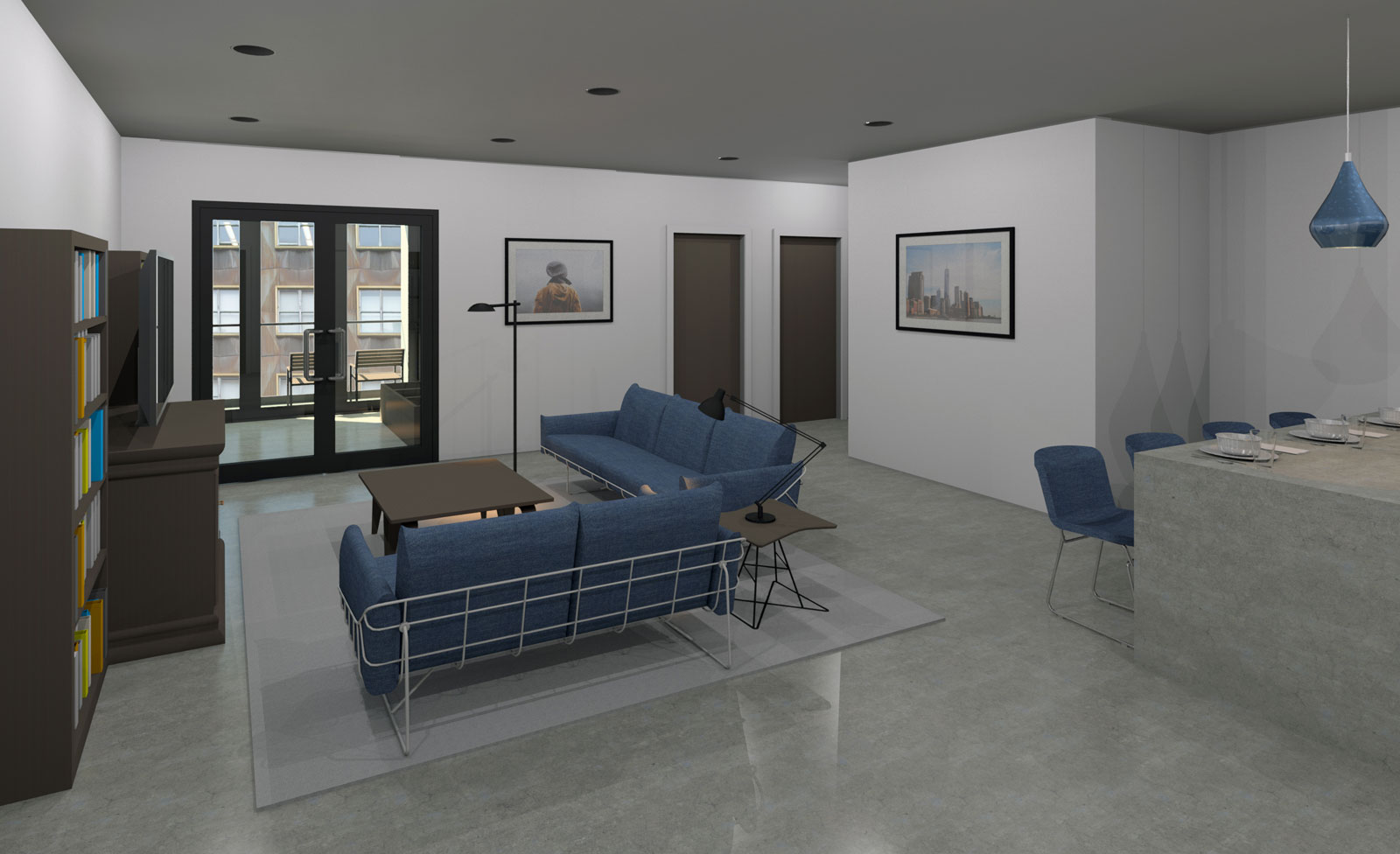 2 Bedroom Interior Post Processed 02