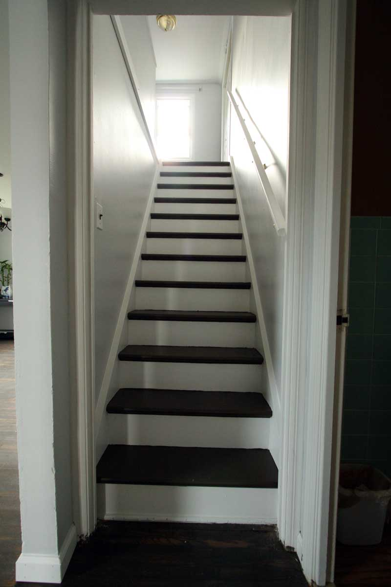 Stair after