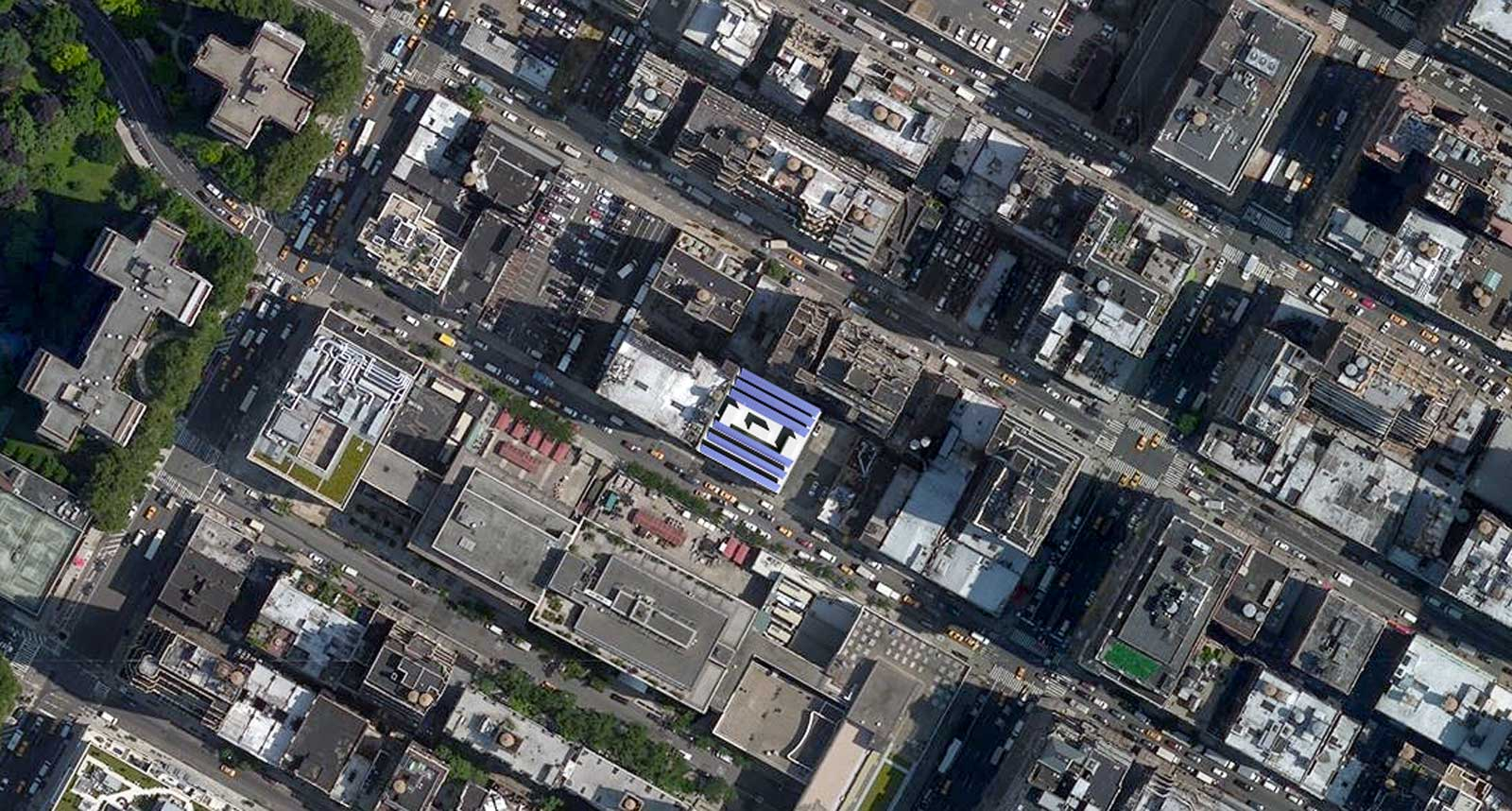 NYC Net Zero Public Housing Site Plan