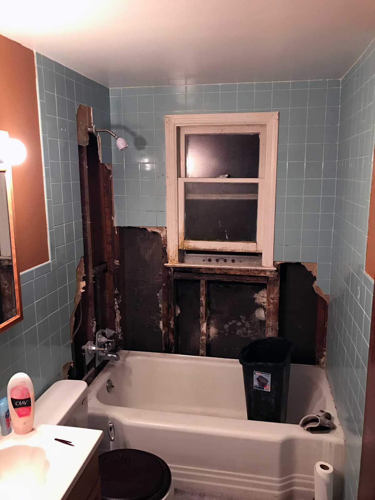 Bathroom Renovation 02