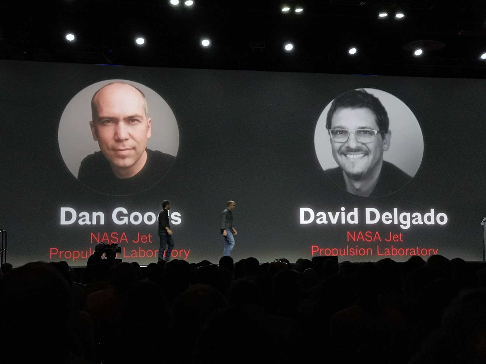 Dan Goods and David Delgado Keynote