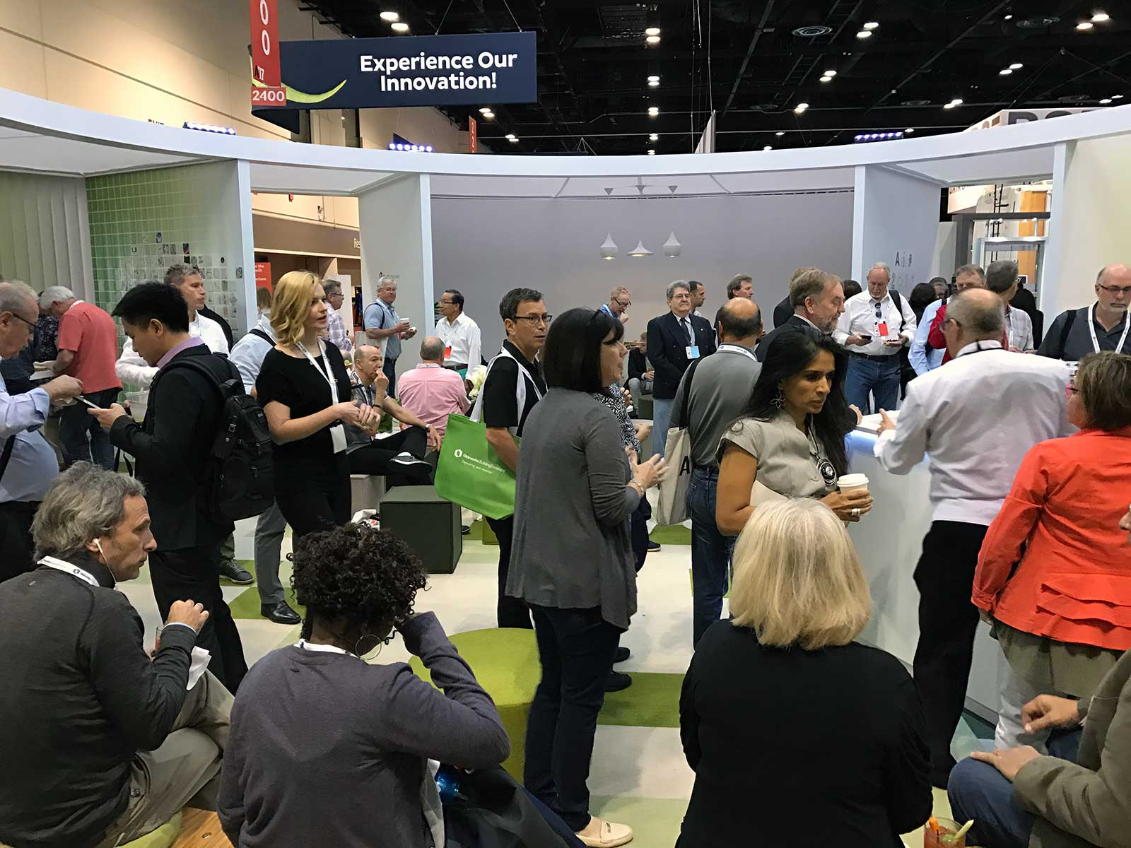 Oldcastle Booth at the AIA 2017 Expo