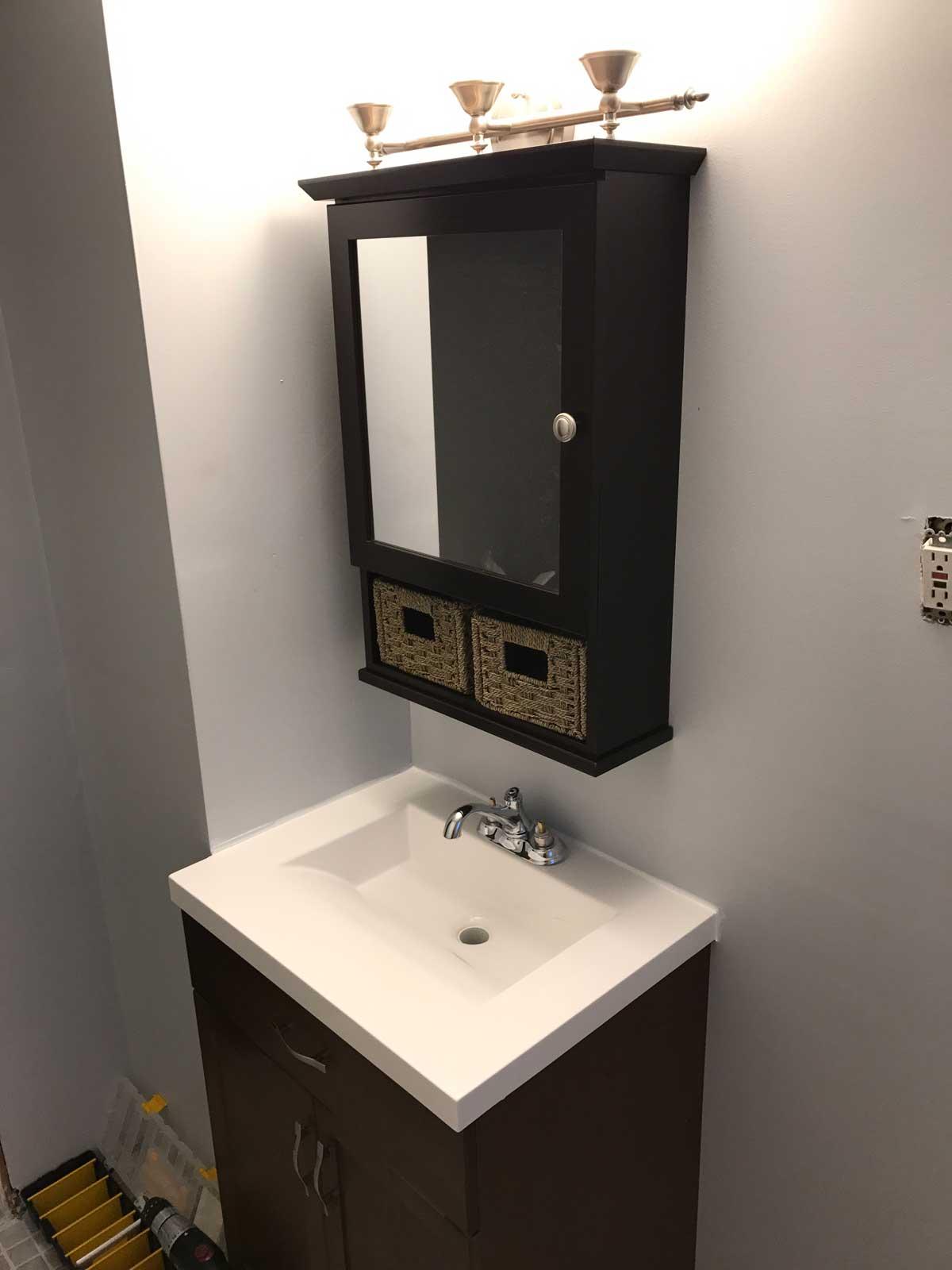 15 Day Bathroom Renovation Finishes 03