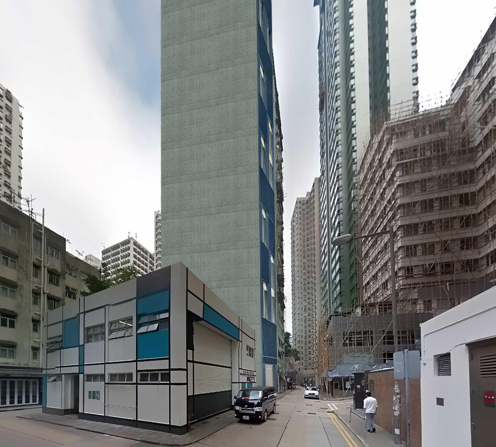 Micro Housing China Rendering 01