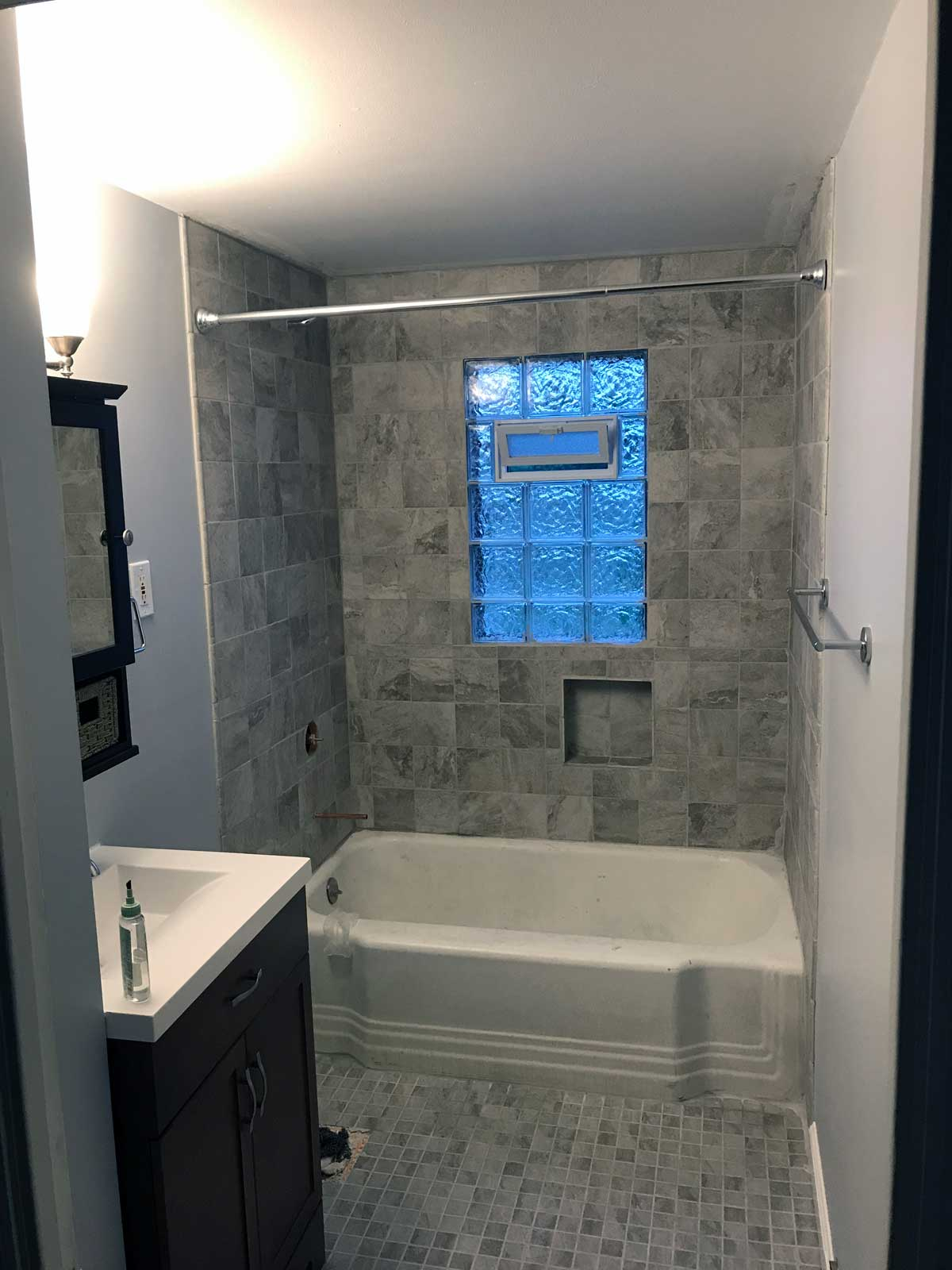 Bathroom Renovation After