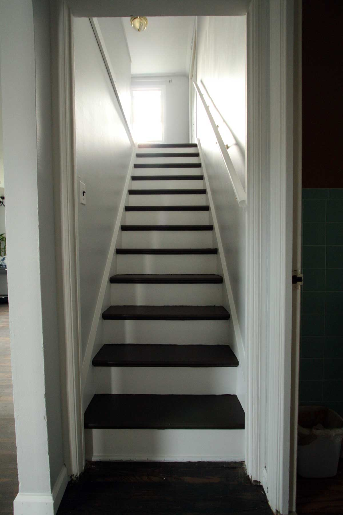 Stair Renovation After