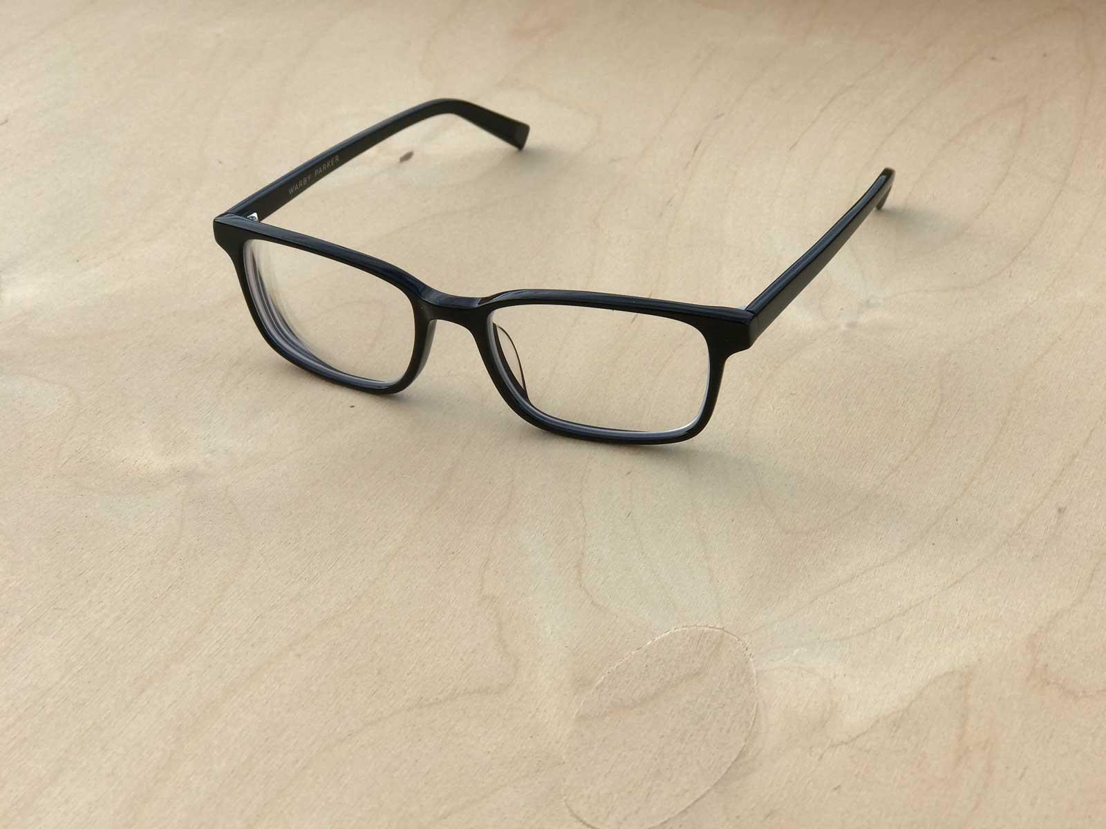 Warby Parker Crane Glasses Frame
