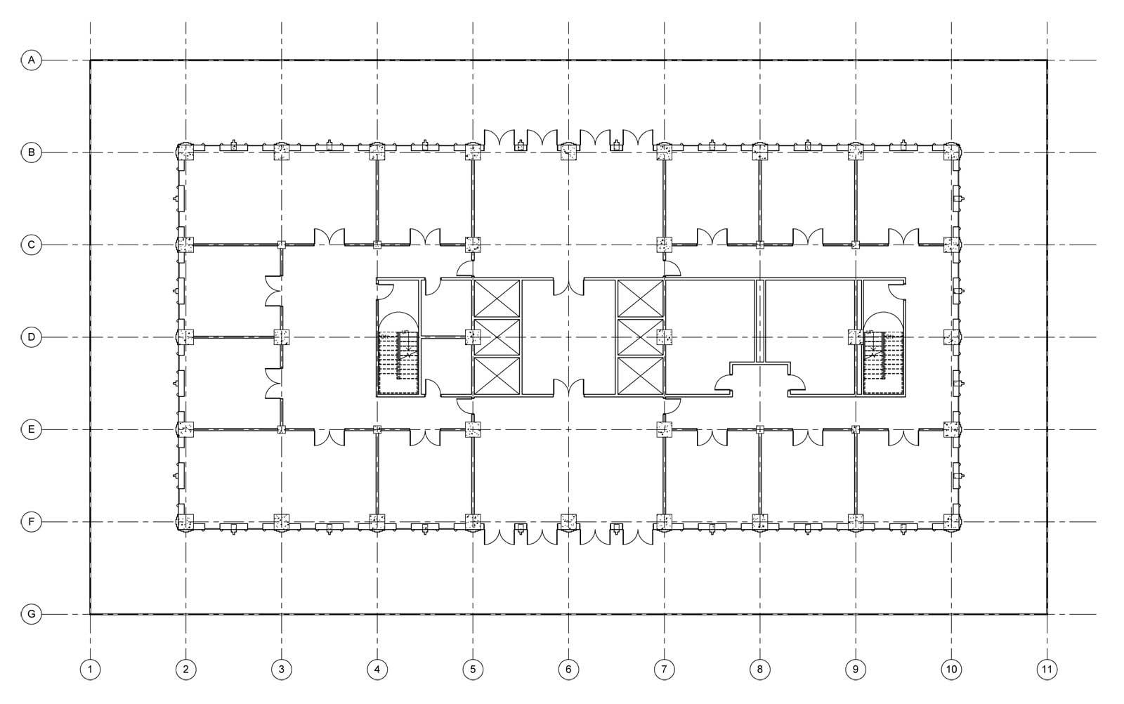 Sky Mausoleum Floor Plan