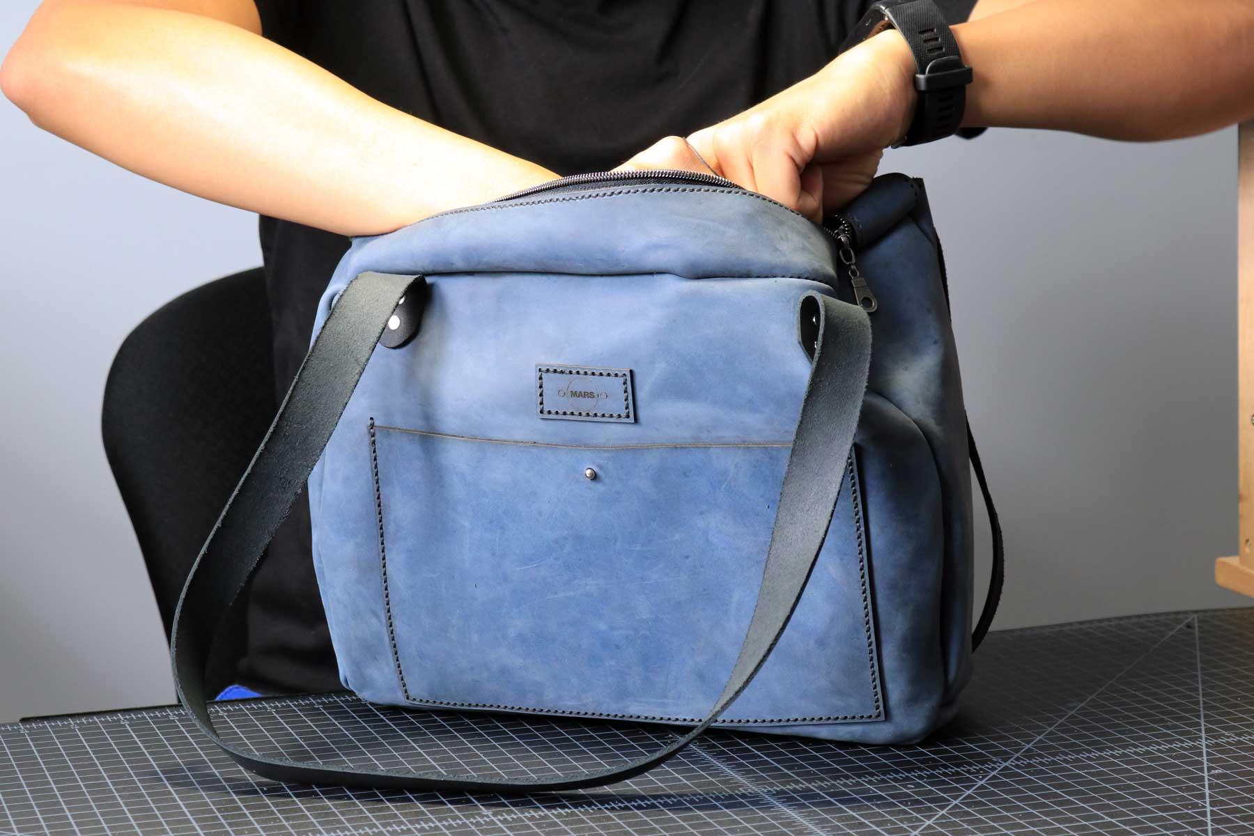 Mars Zip Bag