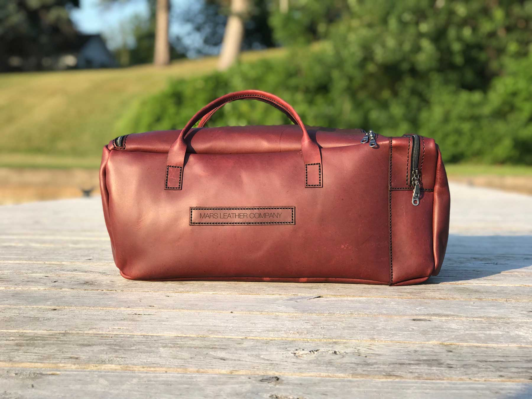 Mars Weekend Duffle