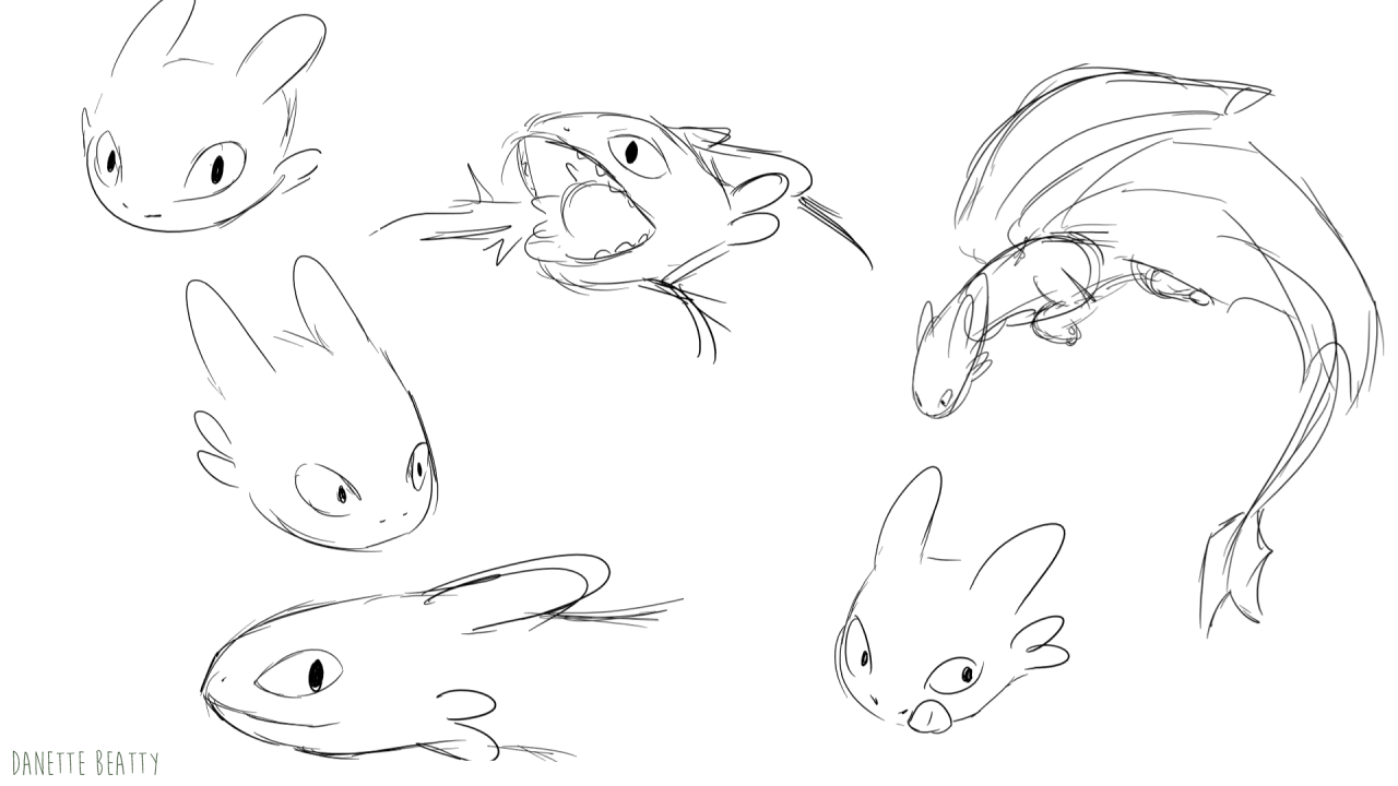 #242 is some toothless from watching How To Train Your Dragon 2