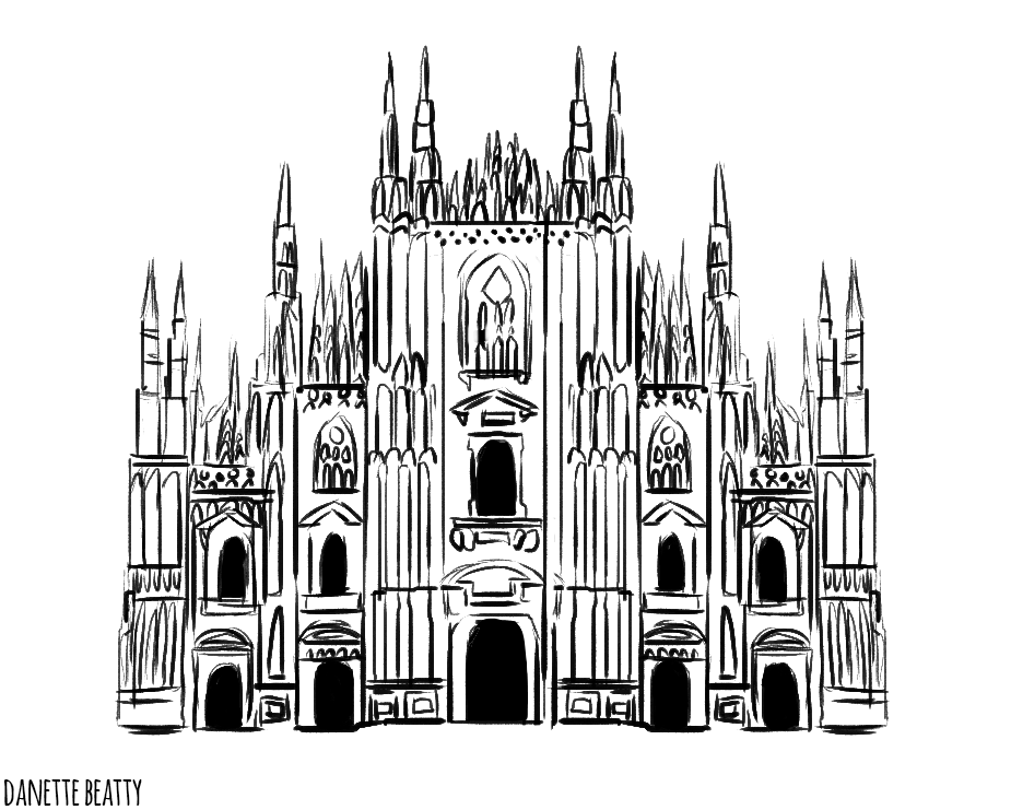 #225 is a Gothic building