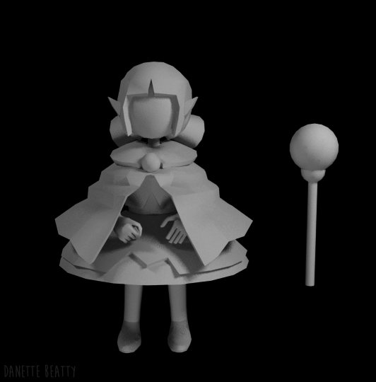 #182 is a WIP of Fara from Fara and the Eye of Darkness! Its a super awesome looking game by Space Boy Games   https://twitter.com/SpaceboyGames