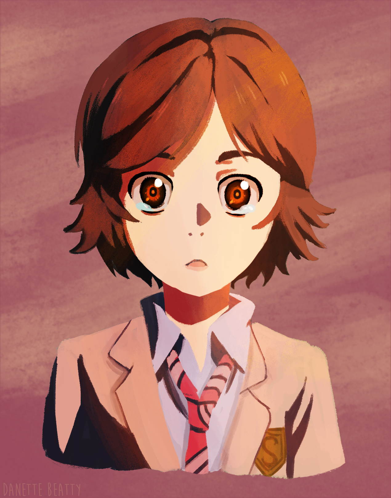#165 is fan art for Your Lie in April. This show is taking my heart and putting it in a blender. It hurts so good.