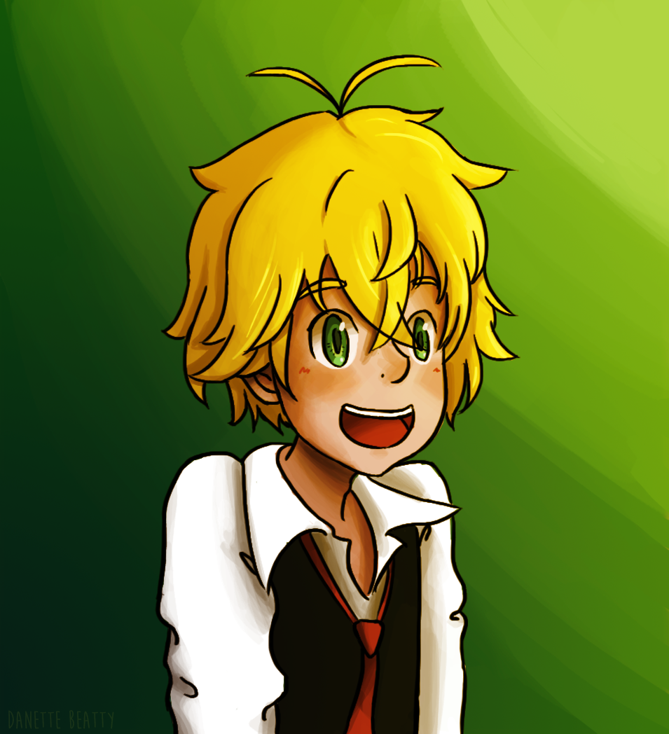 #121 is Meliodas because I just finished Seven Deadly Sins and it was fantastic :D