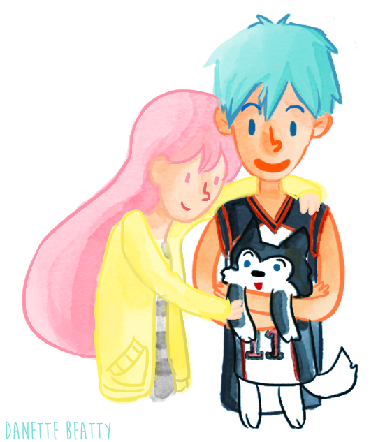 #90 is more Kuroko in the style of  @oliviawhen