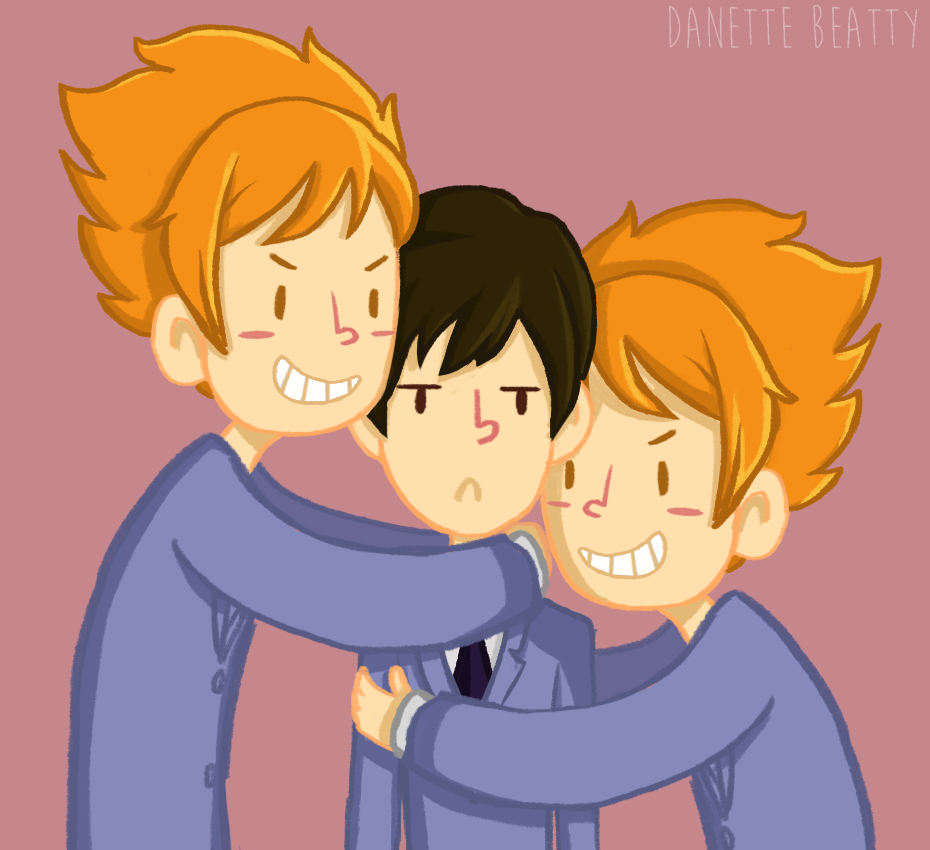 I love these mischievous twins <3 #71