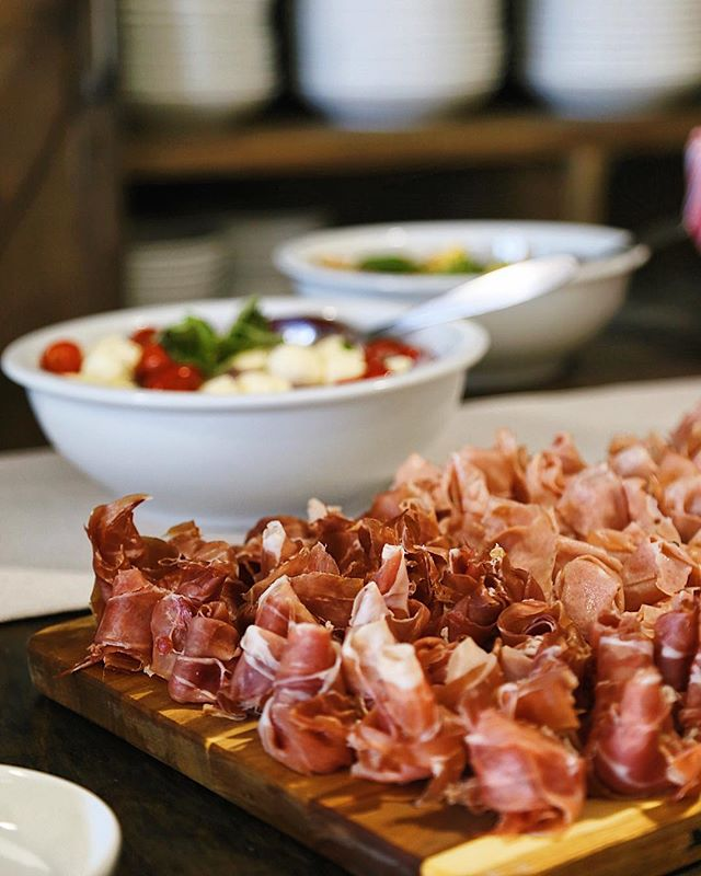 APK // 4 of 9 // @alfredosparadisokitchen - Yes, my mouth was watering the entire time I shot this salumi snack board. #alfredosparadisokitchen #ribboncutting #opening