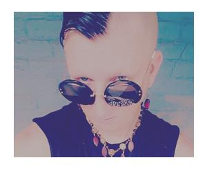 OneLoveaka Johnny Daerk‡ronik - DJ, ART DIRECTOR & DESIGNER