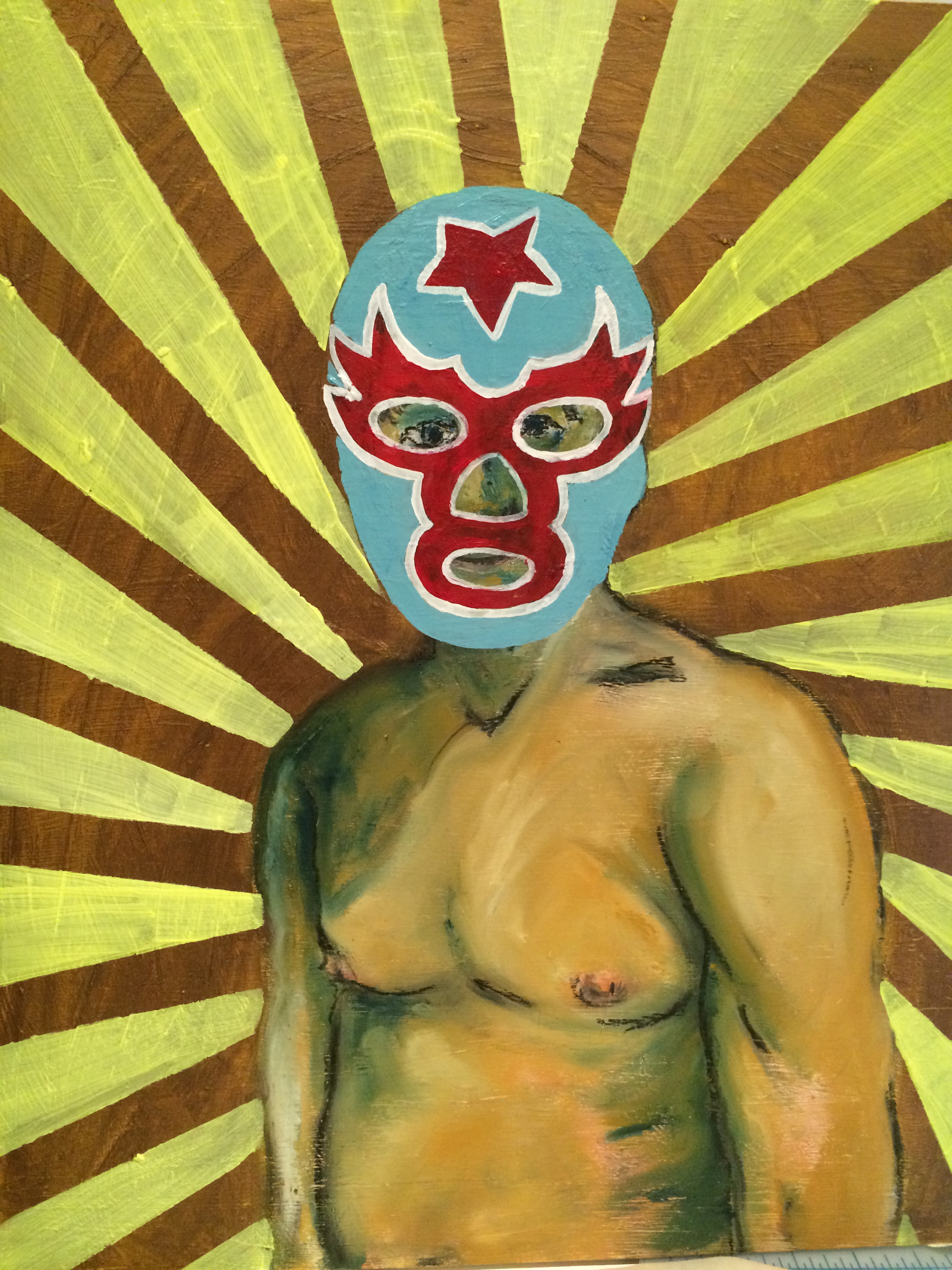 """Lucha Libra: Confidence Builder 