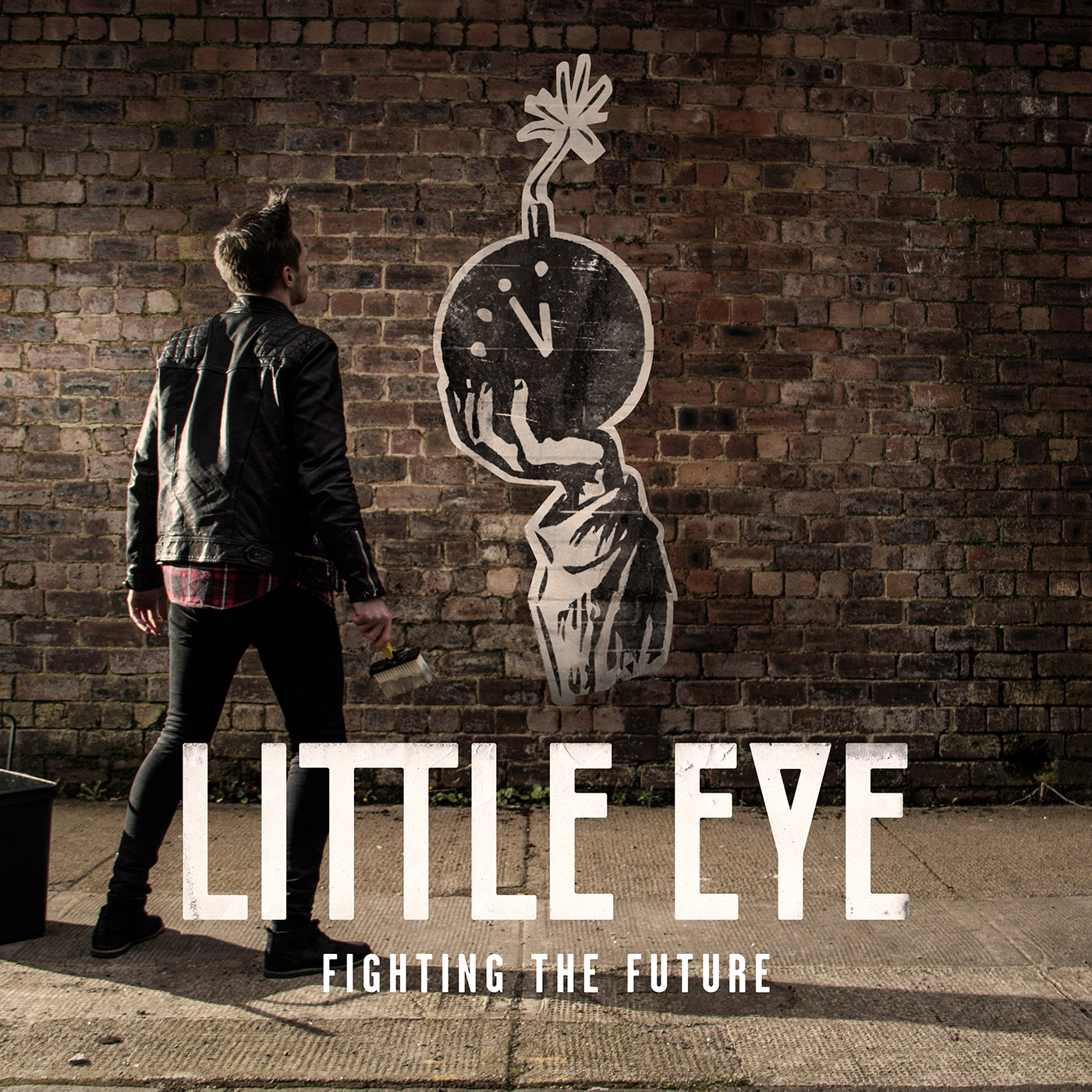 FIGHTING THE FUTURE - Debut album