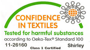 100% ECO CERTIFIED, NO HARMFUL SUBSTANCES OF CHEMICALS USED IN PRODUCTION OR MATERIALS