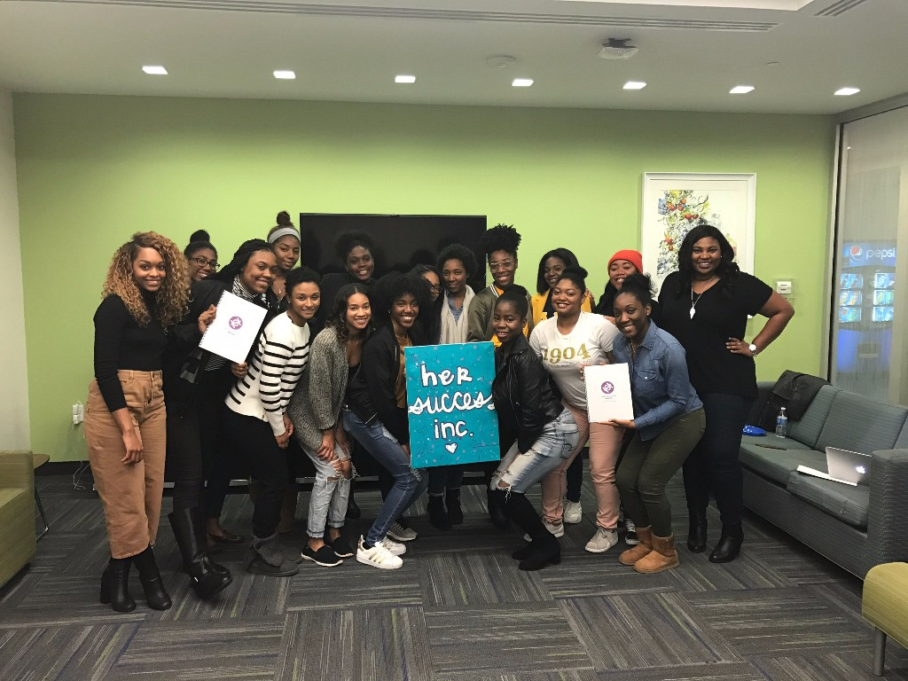 HS at Howard University on March 8th hosting Power, Passion, & Positioning: Turning Dreams into Dollars with Alpha Kappa Psi - Psi Tau Chapter.