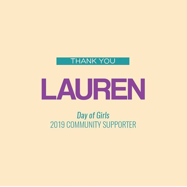 Thank you so much @lpcartwright for becoming a Her Success community supporter by donating to our Inaugural Day of Girls conference happening on Saturday, October 26th in New York City! You too can become a community supporter by donating $25 or more! LINK IN BIO  #hersuccessinc #hersuccess #forthegirls #uncomfortablewithaverage #women #mentoring #mentorship #entrepreneurs #womenentrepreneurs #womenownedbusiness #womenownedbusiness #girlboss #empowered #empowerment #womensempowerment #thefutureisfemale