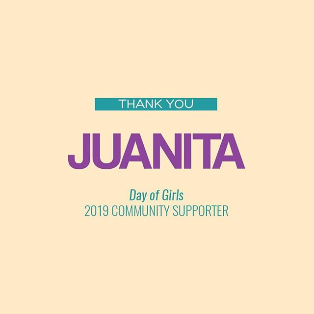 Thank you so much @madamunbreakable for becoming a Her Success community supporter by donating to our Inaugural Day of Girls conference happening on Saturday, October 26th in New York City! You too can become a community supporter by donating $25 or more by clicking the link in our bio! ⠀⠀⠀⠀⠀⠀⠀⠀⠀⠀⠀⠀ What is Day of Girls all about? Her Success Inc, is working to cultivate over 50 girls to be uncomfortable with average through our first, annual Day of Girls Summit. Won't you help? Your donation will fund high-impact breakout sessions, inspiring keynote speakers, tailored materials for activities, and life altering guidance for young girls. Donate today! ⠀⠀⠀⠀⠀⠀⠀⠀⠀⠀⠀⠀ #hersuccessinc #hersuccess #forthegirls #uncomfortablewithaverage #women #mentoring #mentorship #entrepreneurs #womenentrepreneurs #womenownedbusiness #womenownedbusiness #levoleauge #empowered #empowerment #womensempowerment #thefutureisfemale