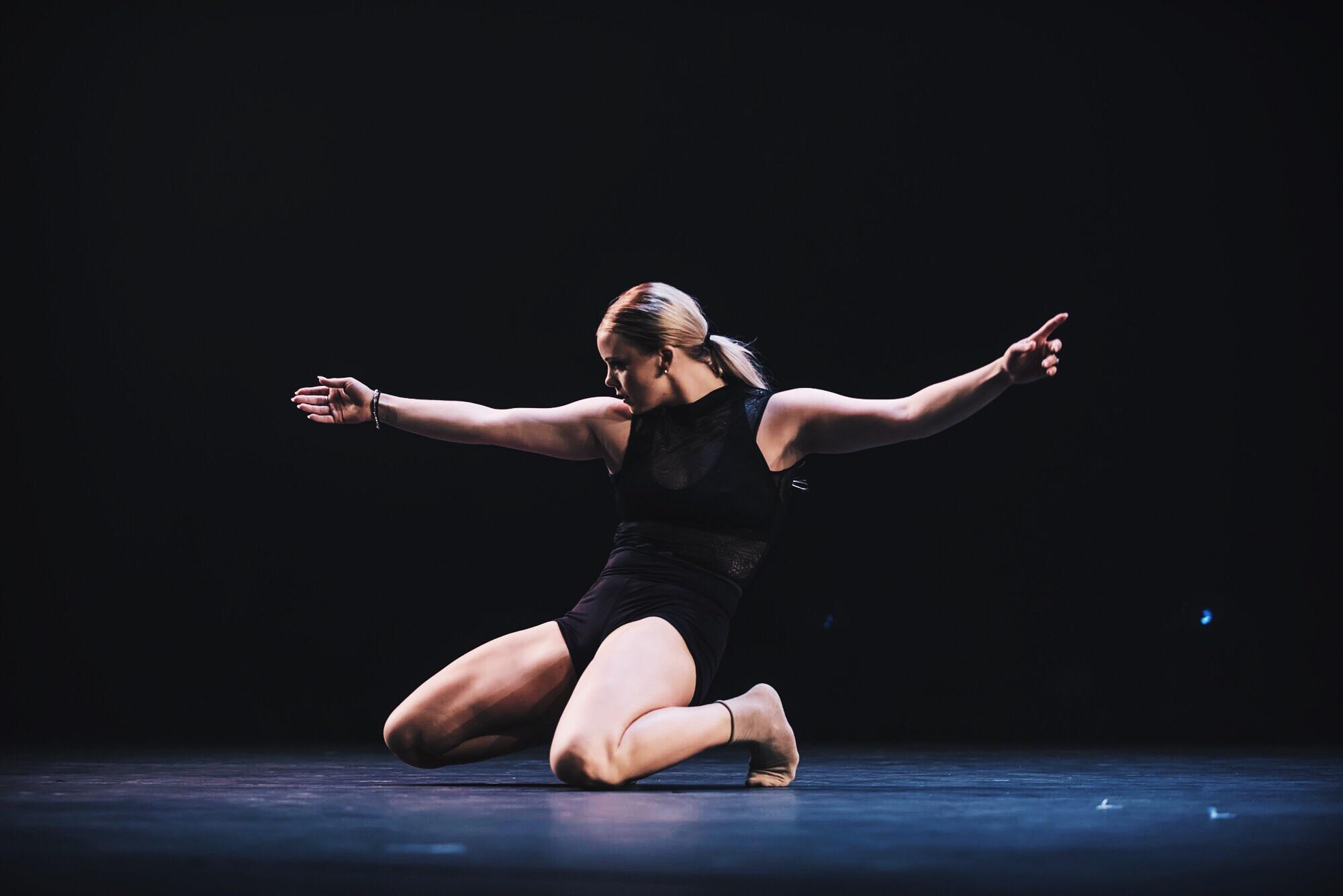 Sarah Brinson at The Vancouver Playhouse (J Chan Photography)
