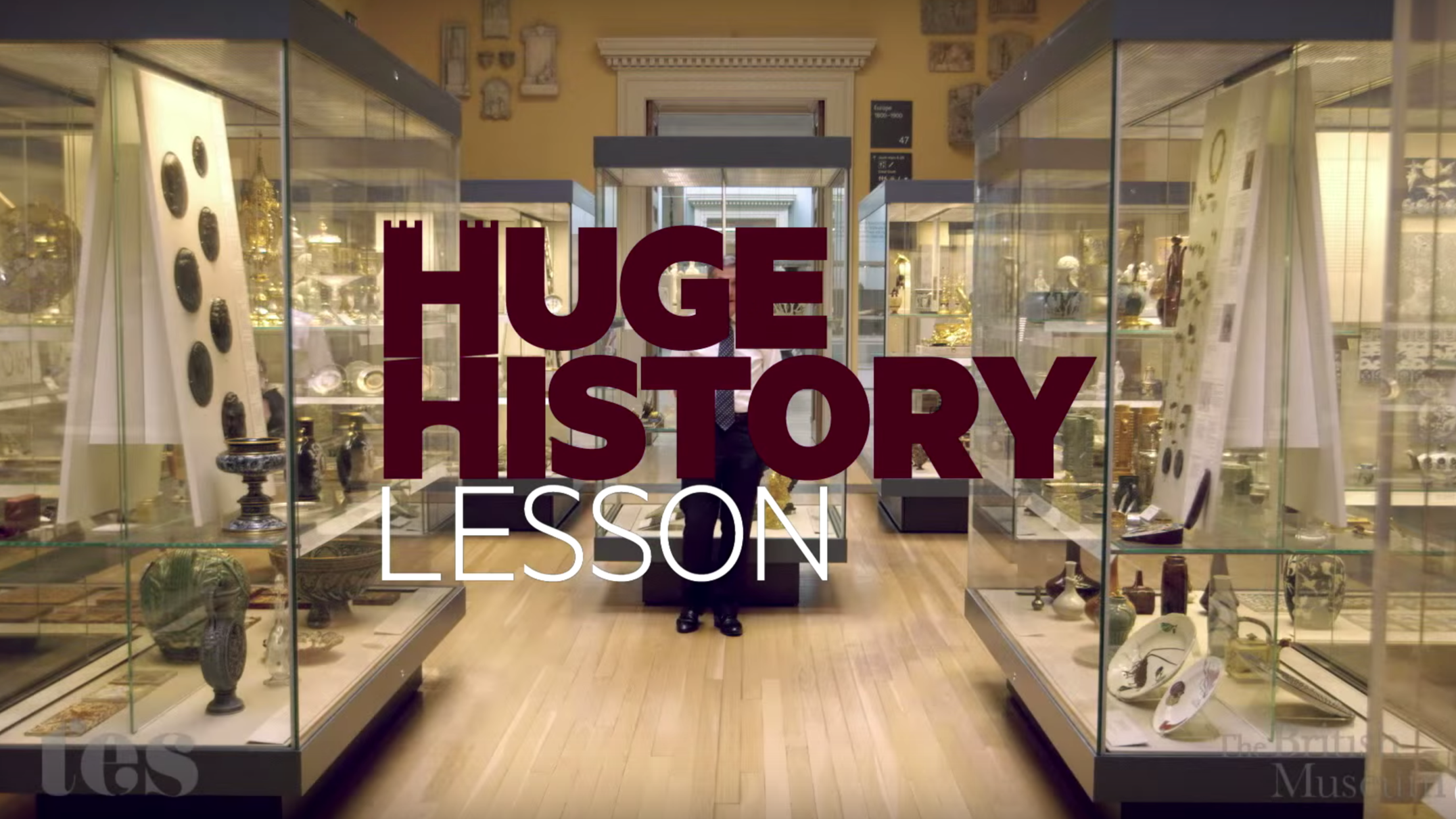Producer &Director // 2 x <5'// Somethin' Else // British Museum, TES and Arts Council England