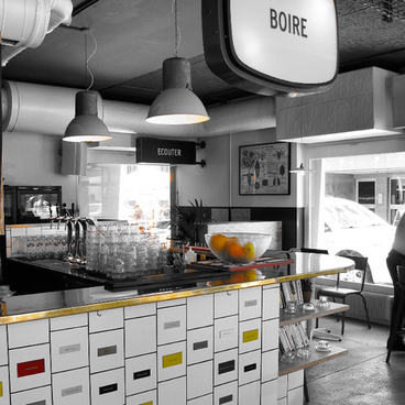 Voisins   is Geneva's latest coworking space that hosts it own café and throws events in the heart of the city. Not to be missed.