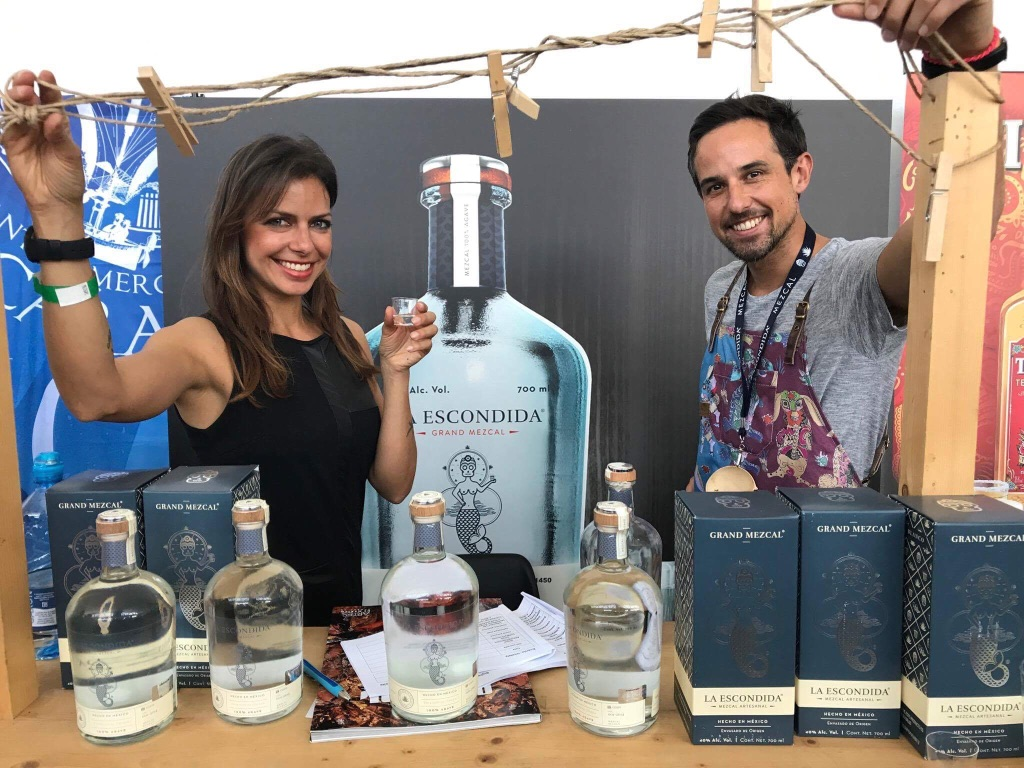 La Escondida at Agave Experience / Milano 2017