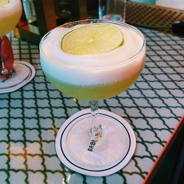 In only 3 months, more than 200 bottles of La Escondida where use to make this beauty: The Little Mexican Mermaid by BRONNUM, CONPENHAGUE.  Recipe -La Escondida Grand Mezcal -Yellow Chartreuse -Lime Juice -Peach & Rhubarb Foam  #LaEscondidaMezcal #ShareOurPassion #TopBar