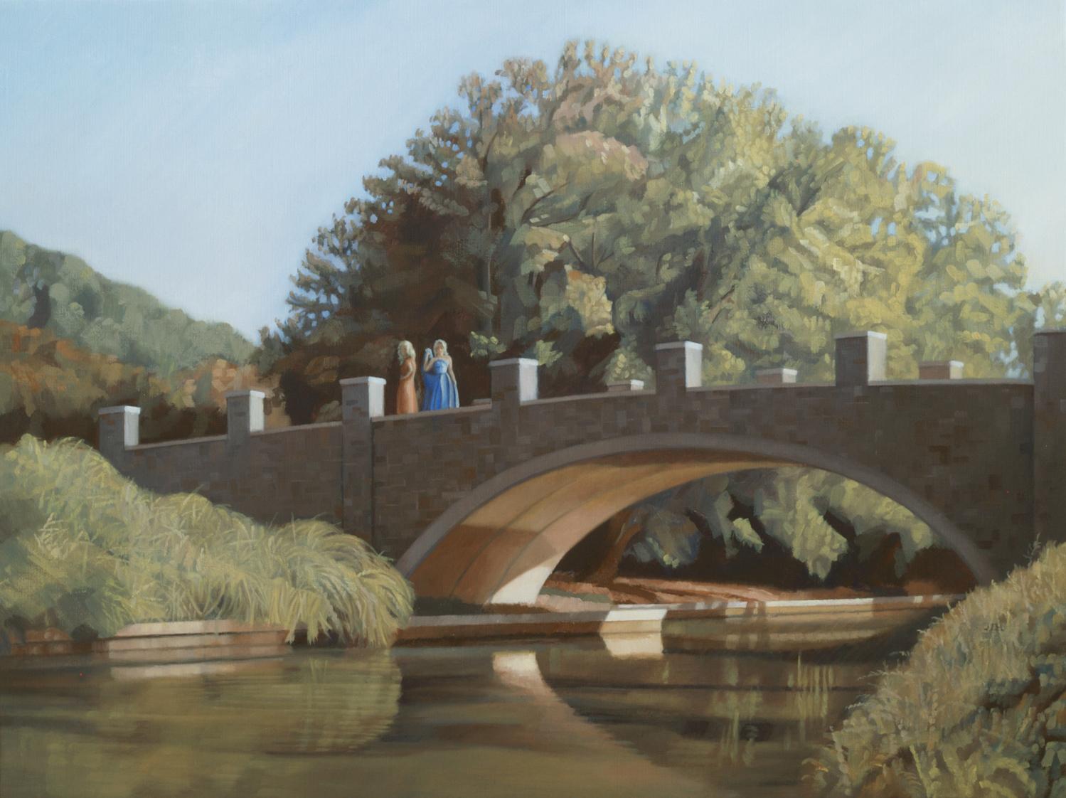 Azalea Gardens Bridge