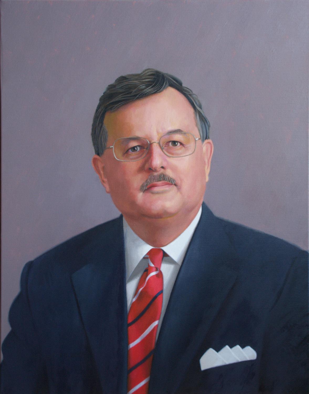 Tom Godfrey, President of Colonna's Shipyard