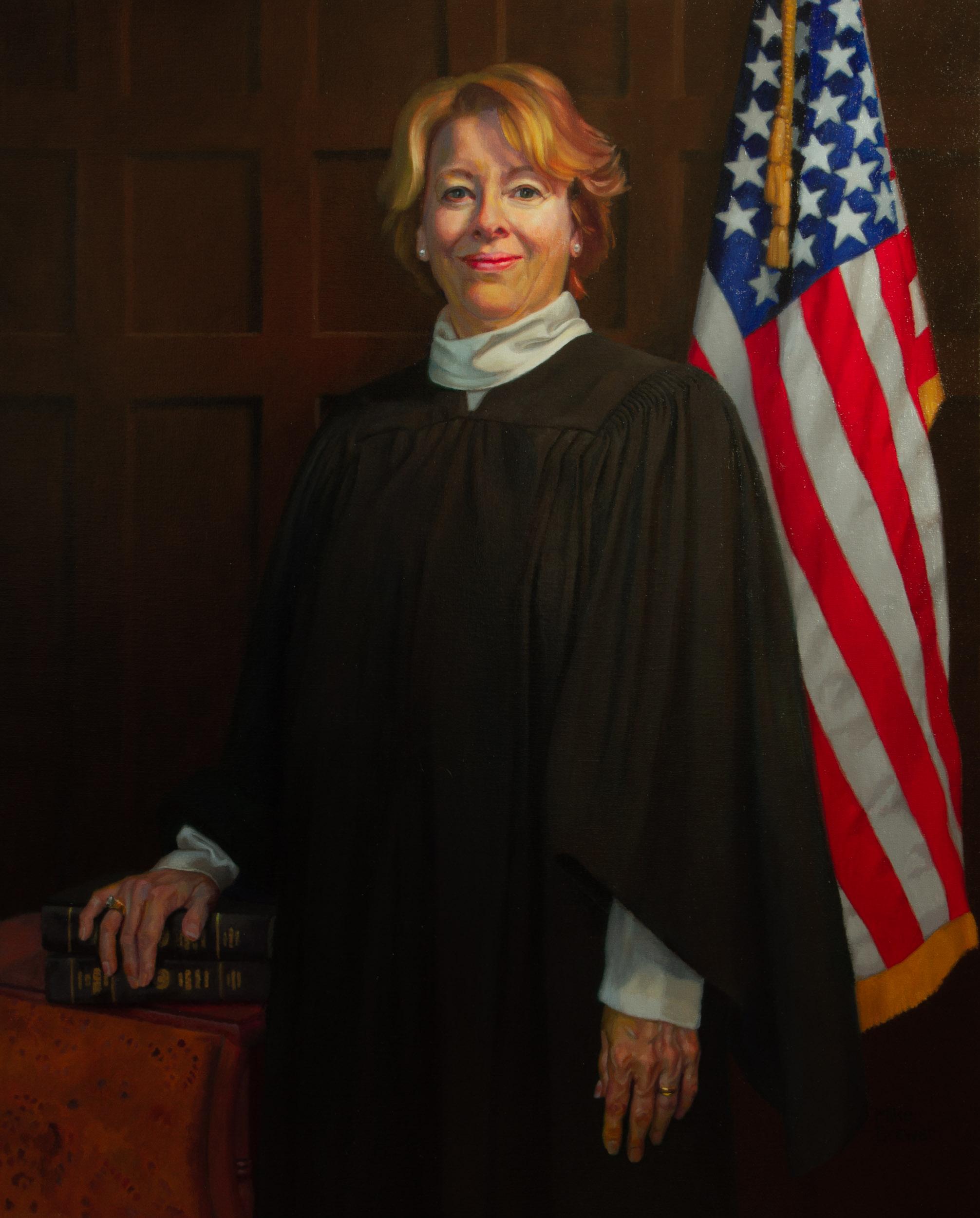 The Honorable Deborah Paxson