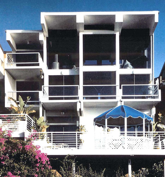 Getz Residence