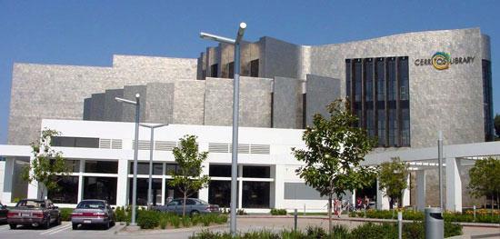 Cerritos Millenium Library