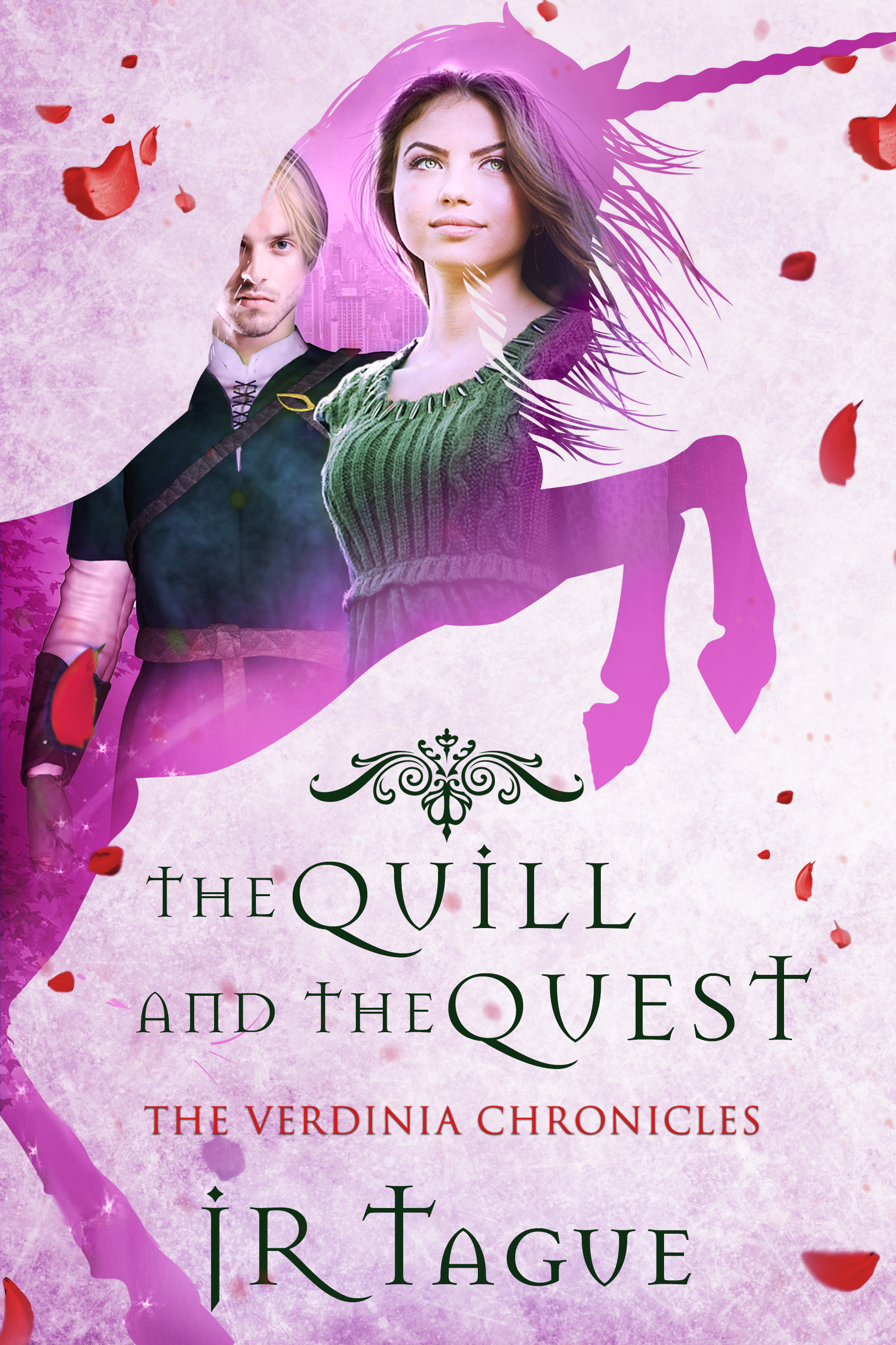 The Quill and the Quest (Book Two) - Coming soon