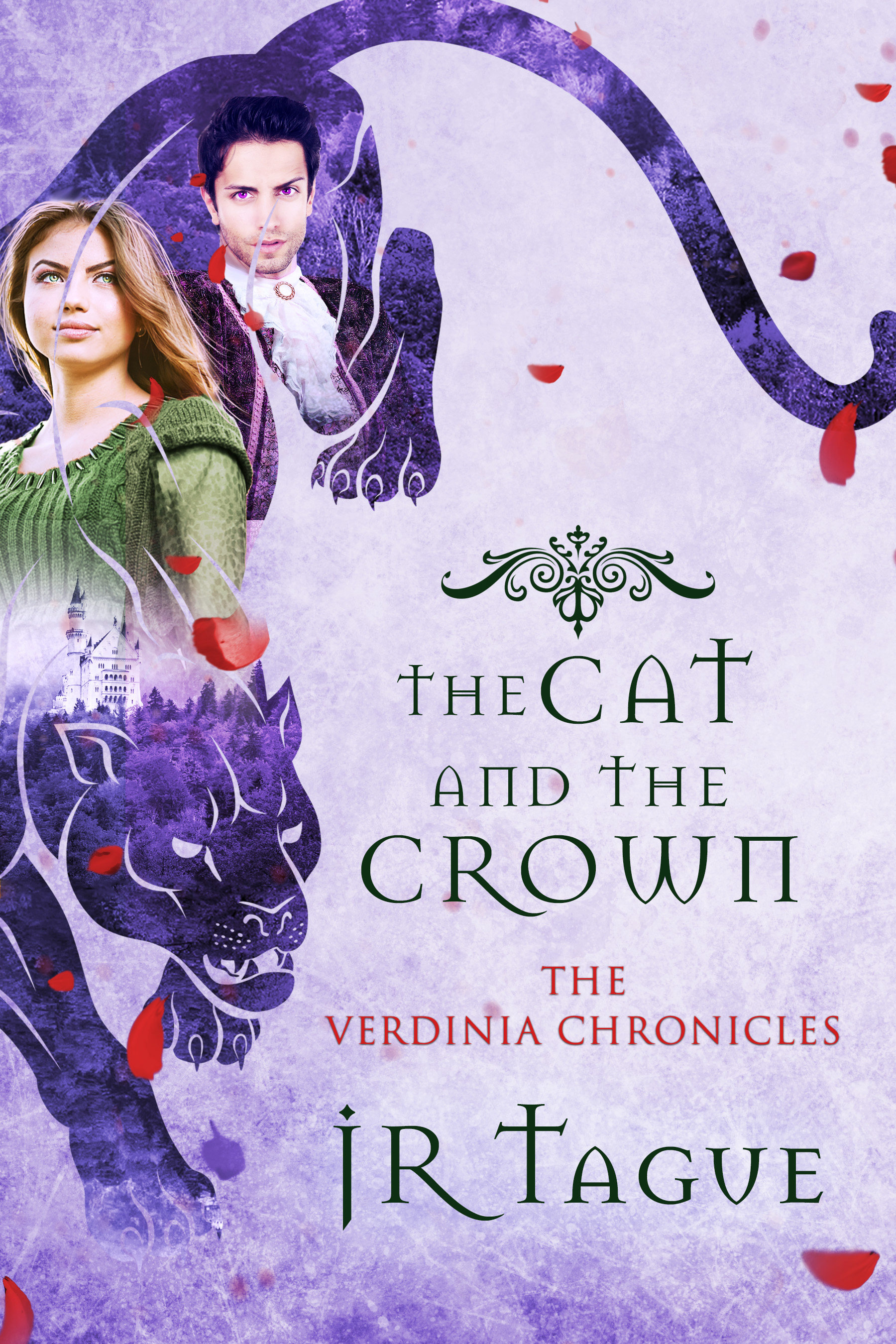 The Cat and the Crown (Book Three) - Coming soon