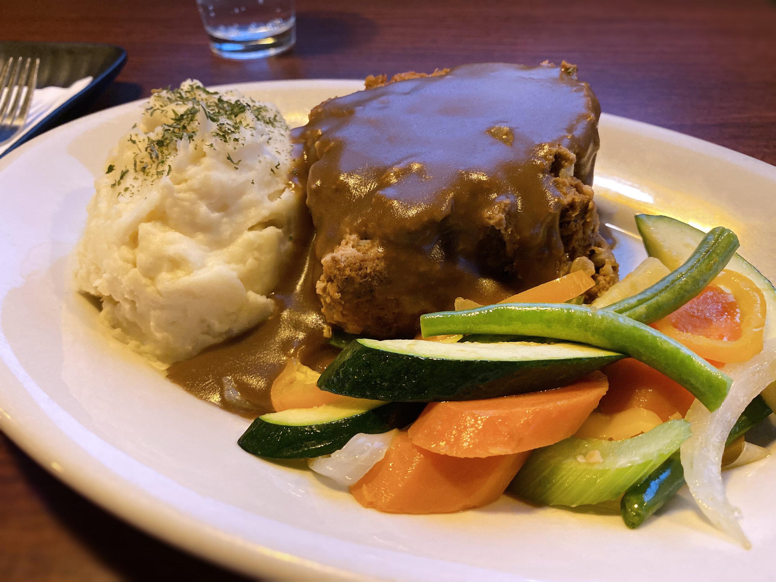 Mom's 3/4 lb Meatloaf Special